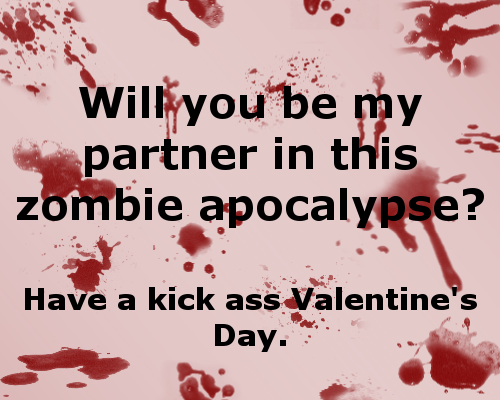 Valentine's Partner by Mistress-0f-Dragons