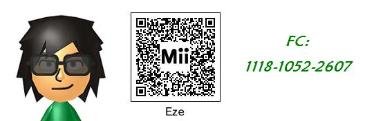 3DS Friend Code by ezelord