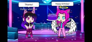 happy birthday Spacegal32!