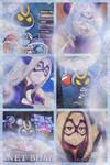 Mt Lady (MHA) x Magnet Bomber (Super Bomberman r)