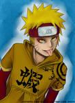 Naruto - Coloured