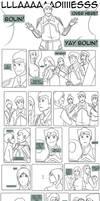 Legend of Korra - Little Fan :Bolin Comic: