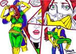 Cloroformo: Jean Grey/Fenix (Finalizado)