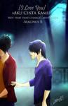Magnus and Alec - Malec