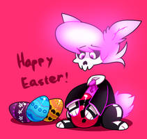 Easter by Mannievelous