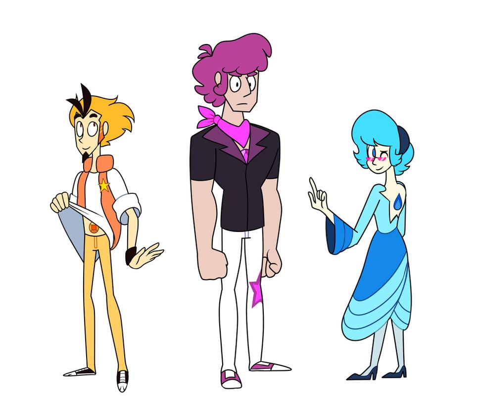 Mystery gems by MysteryMannie