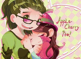 Apple Cherry Pie! by Mannievelous