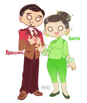 Cameo's Parents