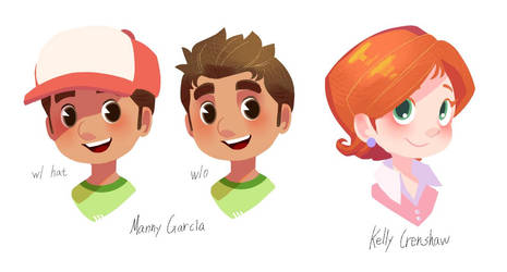 Some Headshots,some couples