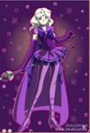 Lauren in Senshi outfit