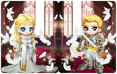 Elsa x Lohengrin Wedding by OperaticAnimeNimue