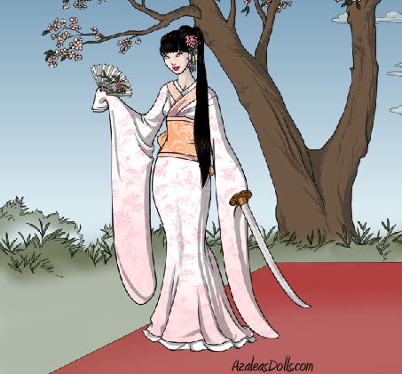 Ruroni Kenshin Girl by OperaticAnimeNimue
