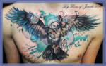 Raven Splash