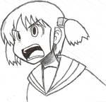 Mio's Face