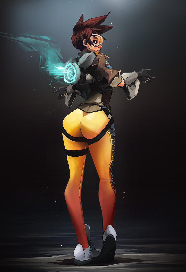 Tracer by Akaggy