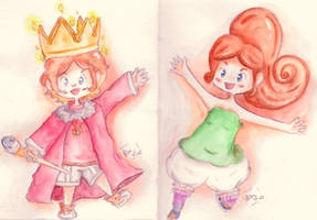 Little king Story