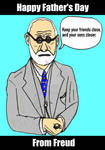 Happy Father's Day from Freud