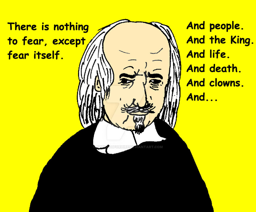 Thomas Hobbes by ethicistforhire