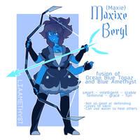 Maxixe Beryl - fusion