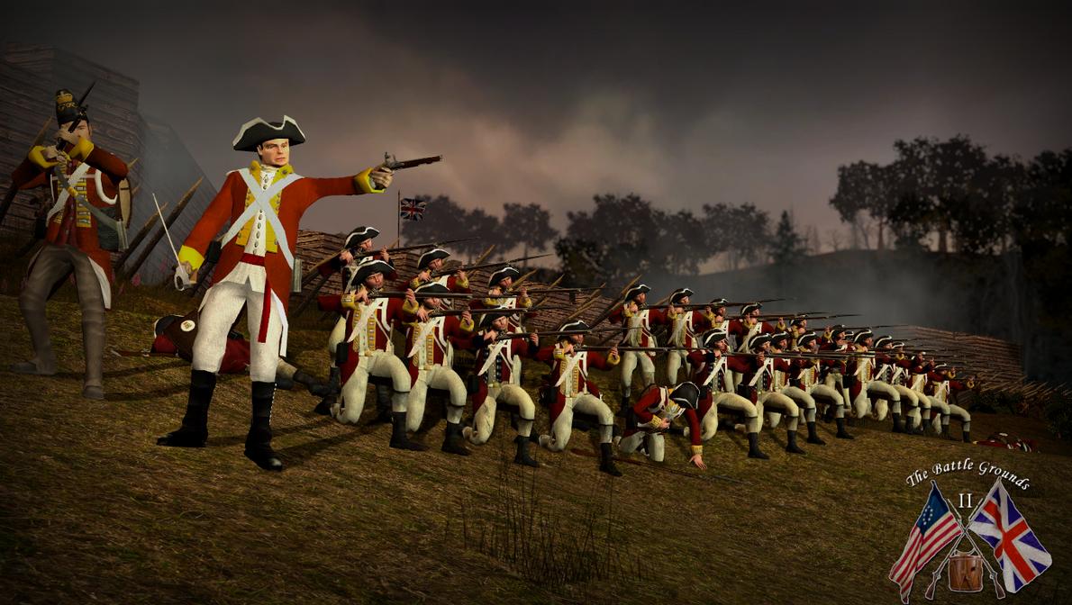 The Battle Grounds II -Fort Battle by koach2