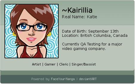 Kairillia's Profile Picture