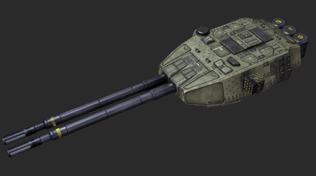 Weapon system#2 by PowerPointRanger