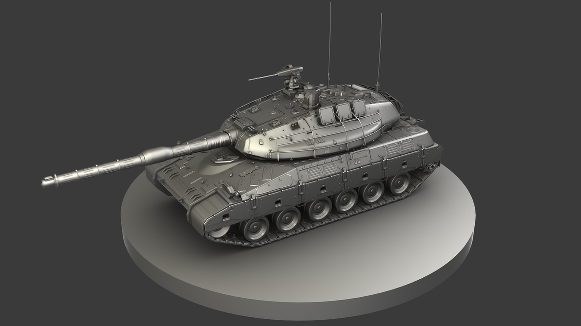 MBT by PowerPointRanger