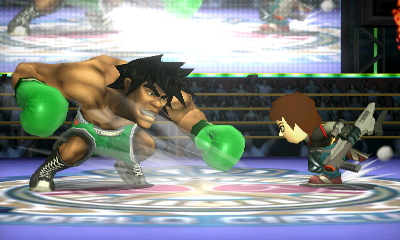 Joey vs Giga Mac by Animekid0839