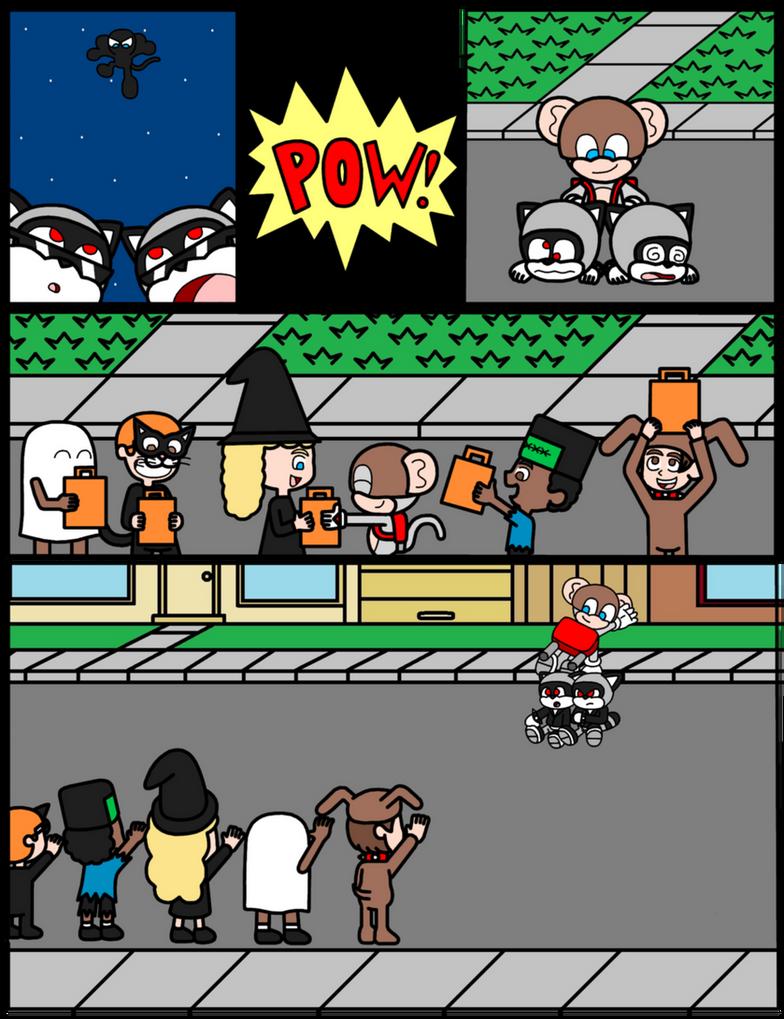 The Perfect Halloween Crime 2 by Animekid0839