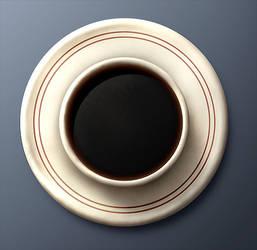 Coffee minus a handle