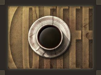 Coffee Cup - Wallpaper