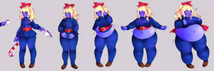 Lilly Blueberry Inflation Sequence (2017)