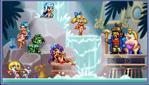 EndCredit Photo for Shantae (WiiU)
