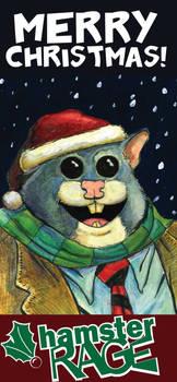 Hamster Rage Merry Christmas