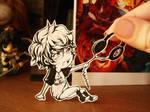 Paper Shou-chan by baka-ouji