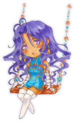 Chibi Shara by baka-ouji