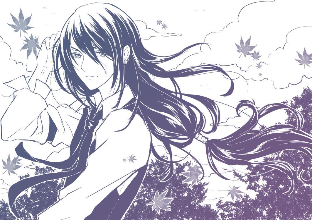 Ren sketch 2 by baka-ouji