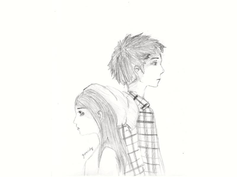 Strangers by MissArisu
