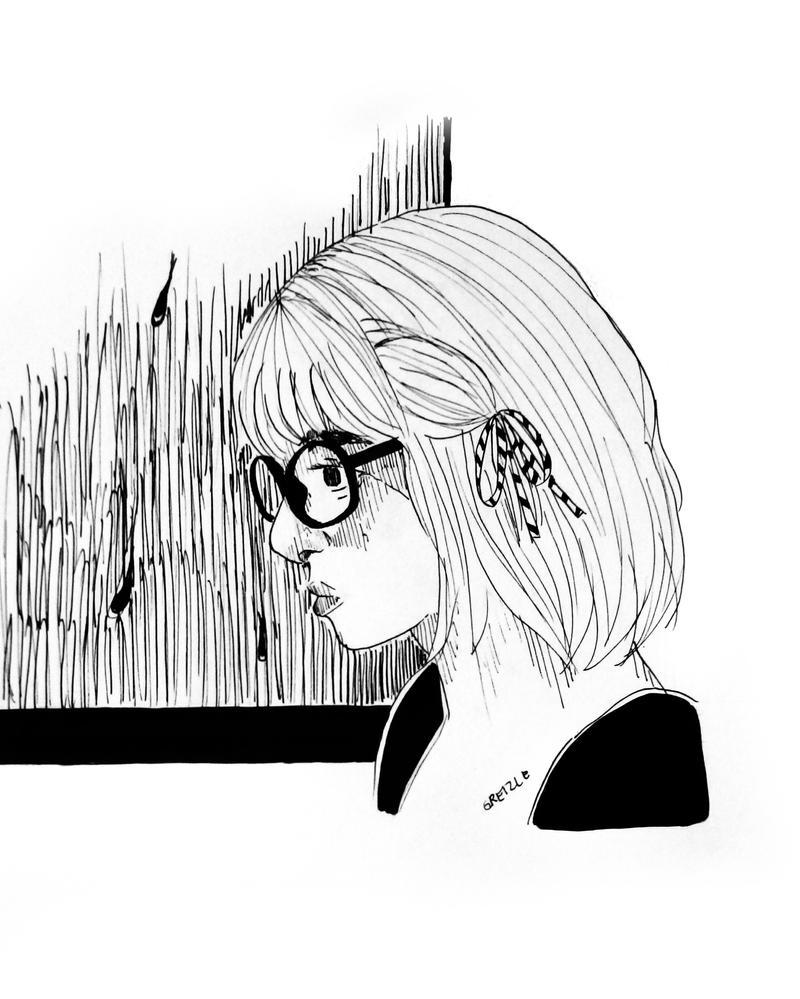 Waiting by MissArisu