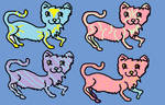 7 point cat adoptables
