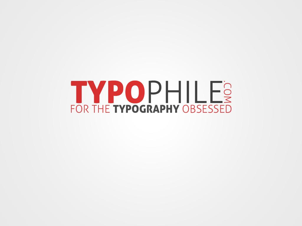 Typophile by NekohDot