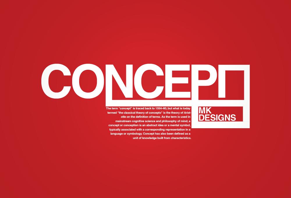 TypoConcept by NekohDot