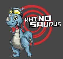 Rhinosaurus by belgoran