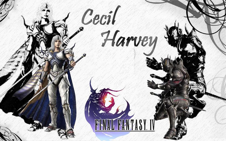 Cecil Harvey Wallpaper