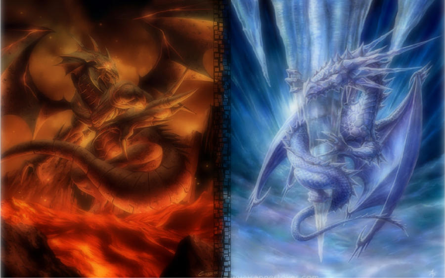 fire and ice fire and deviantart on pinterest