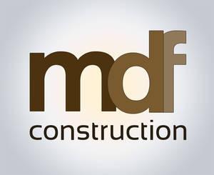 MDF Construction logo