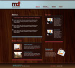 MDF Construction website