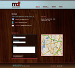 MDF Construction contact page