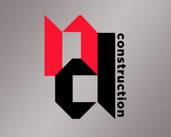 N and D Construction logo by marame