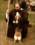 Oliver and the Friar by Bugsgustilo